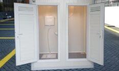 Prefabrik WC – Duş